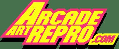 Arcade Art Repro